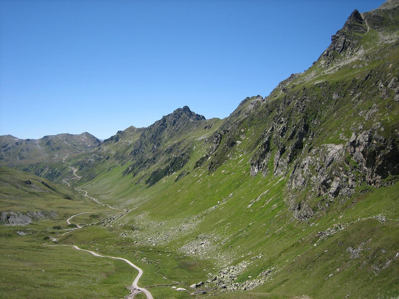 Alpenüberquerung zu Fuss