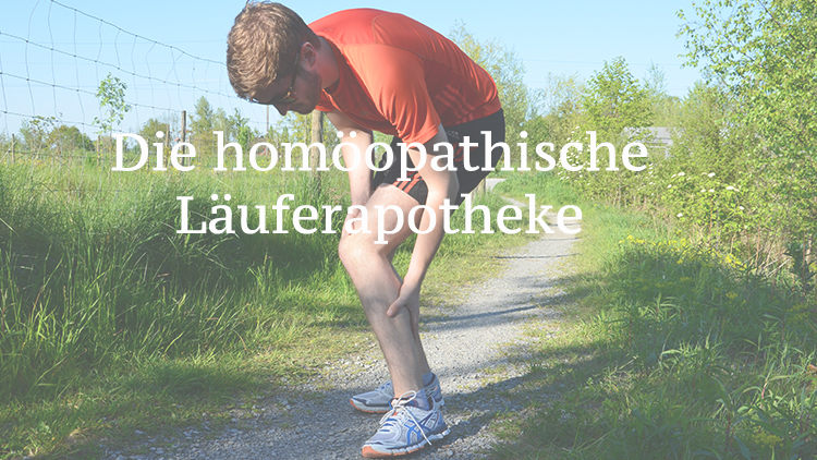 Homöopathie für Läufer